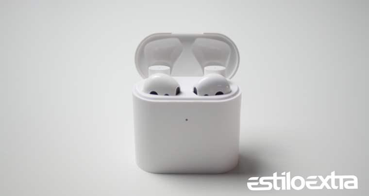 Carcasa de los auriculares