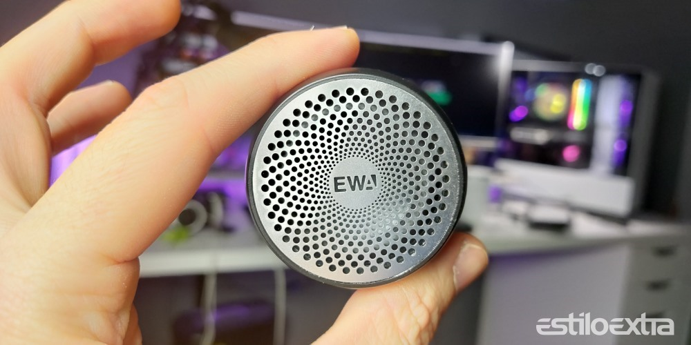 EWA A106 mini altavoz, características y review completa