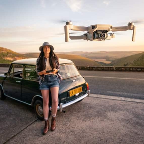 El dron super compacto de DJI