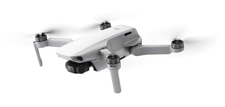 El nuevo dron de DJI, el Mavic Mini