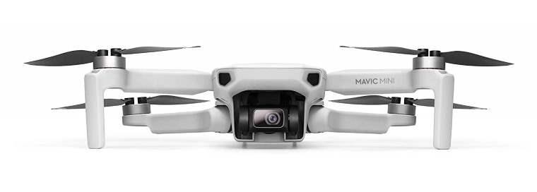 Graba vídeos impresionantes con la cámara del DJI Mavic Mini