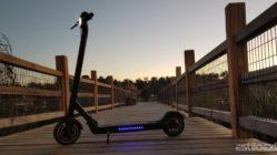 Kugoo ES2, review completa del mejor patinete con ruedas macizas