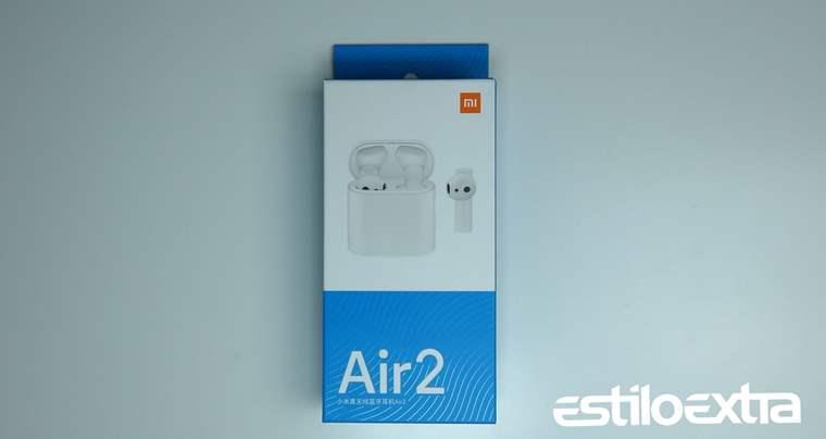 Unboxing Xiaomi Airdots Pro 2