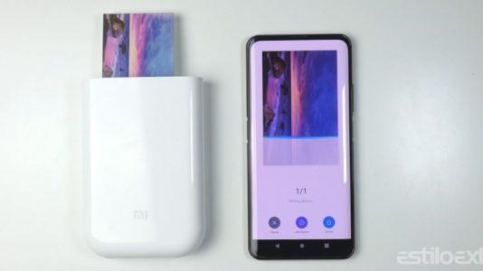 Xiaomi MiJia Photo Printer AR, review completa y características
