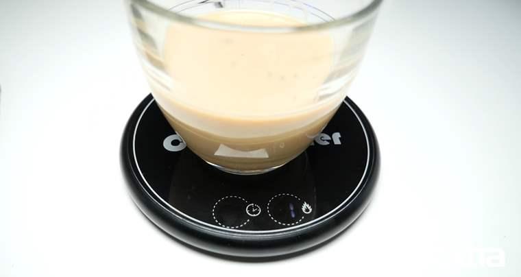 El mejor calentador de cafe para tu escritorio