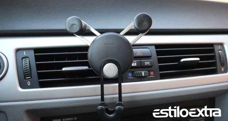 El mejor soporte de telefono para el coche