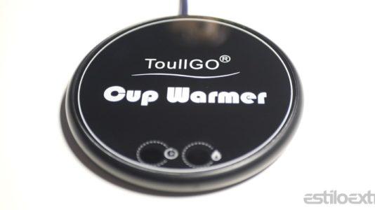 ToullGo Cup Warmer, el mejor calentador de escritorio para tu café o té