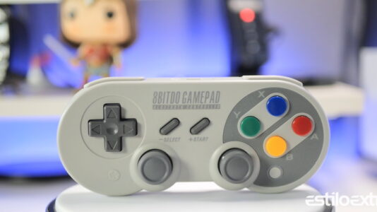 8Bitdo SF30 PRO Unboxing Caracteristicas y Review