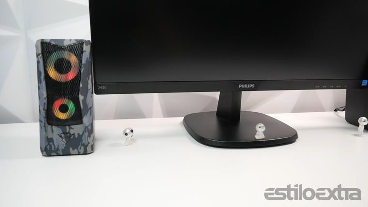 Altavoces RGB para PC