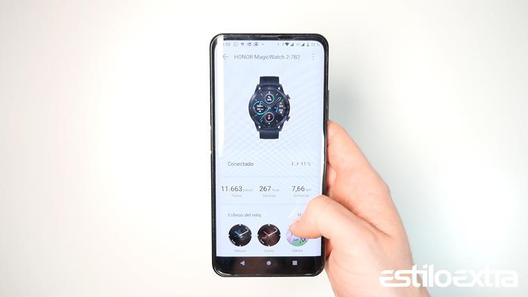 Aplicación salud de Huawei