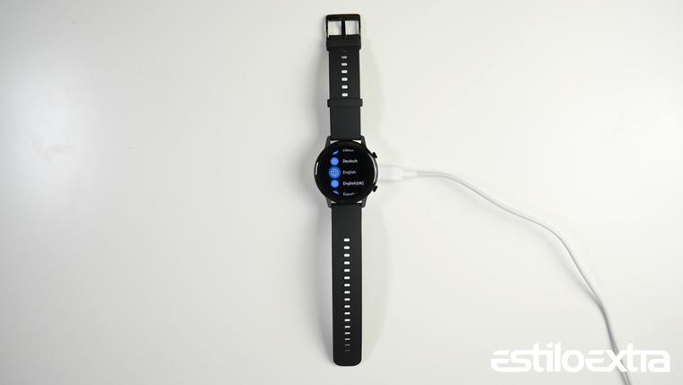 Base de carga para el smartwatch