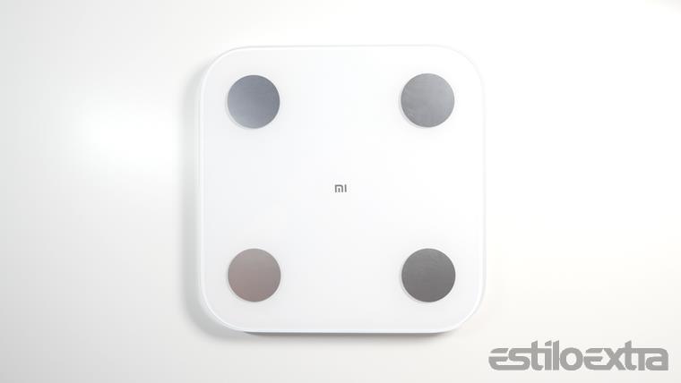 Caracteristicas de la bascula Xiaomi Mi Body Composition Scale 2