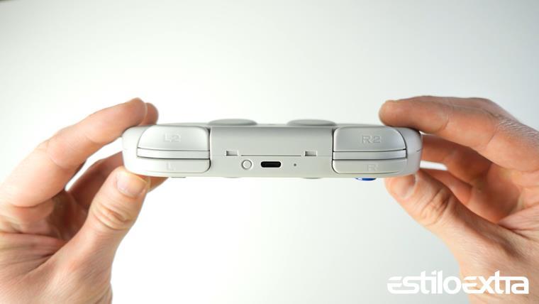 Caracteristicas del gamepad 8Bitdo SF30 PRO