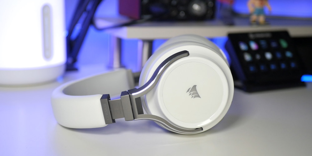 Corsair Virtuoso RGB Wireless unboxing y review