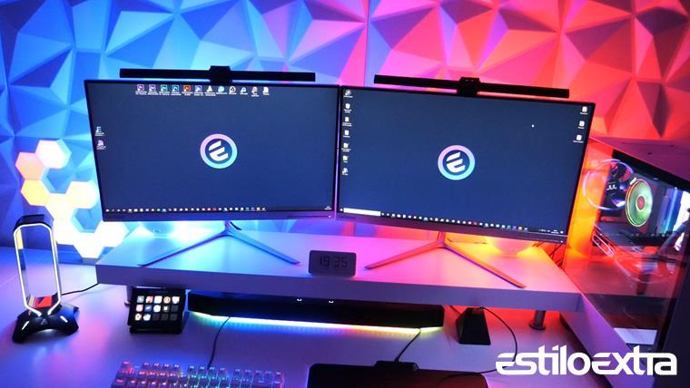 Iluminacion RGB para el escritorio (2)