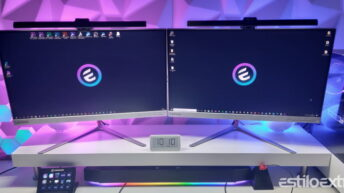 Lampara antireflejos para monitor review y unboxing