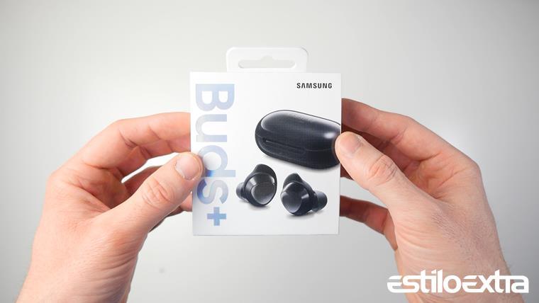 Probando los Samsung Galaxy Buds+ (2)
