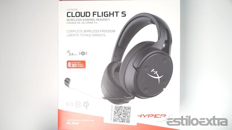 Unboxing HyperX Cloud Flight S