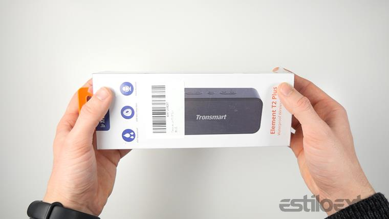 Unboxing Tronsmart Element T2 Plus