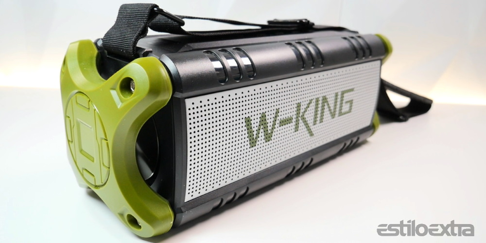 W-King D8 Unboxing y Review