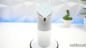 Dispensador inteligente de jabón líquido de Baseus, review y características