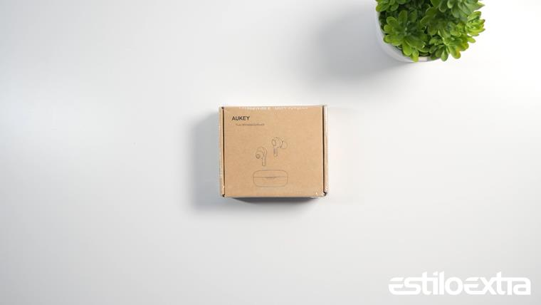 Unboxing Aukey EP-T25