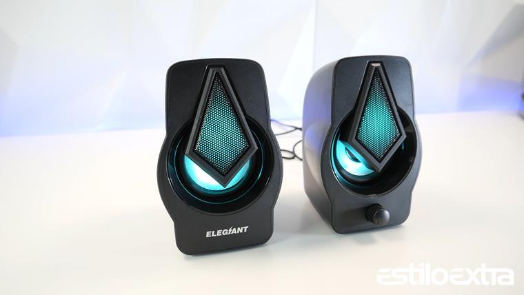 Caracteristicas de los altavoces PC Elegiant SR600