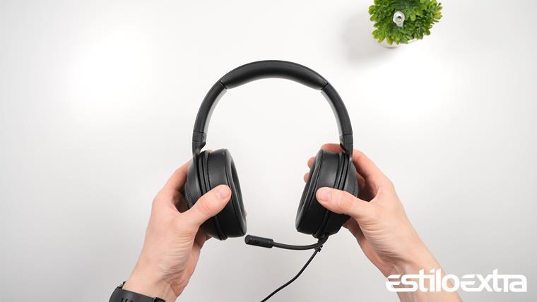 Probando los auriculares mas baratos de Razer