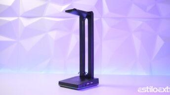 Soporte para auriculares Blade Hawks RGB, características y review completa