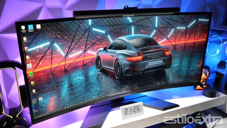 Review del monitor ultrawide Gigabyte G34WQC
