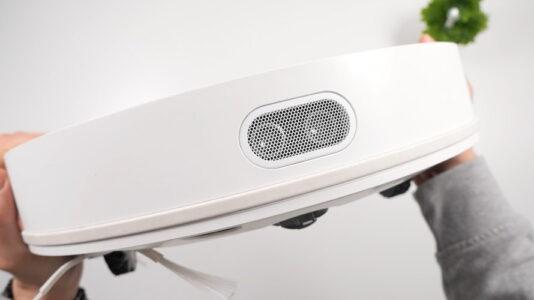 Robot Aspirador 360 S9 Unboxing y Analisis