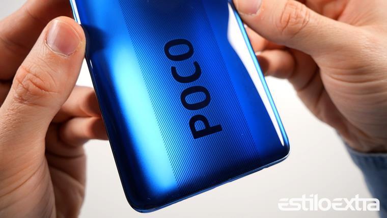 Diseño del POCO X3