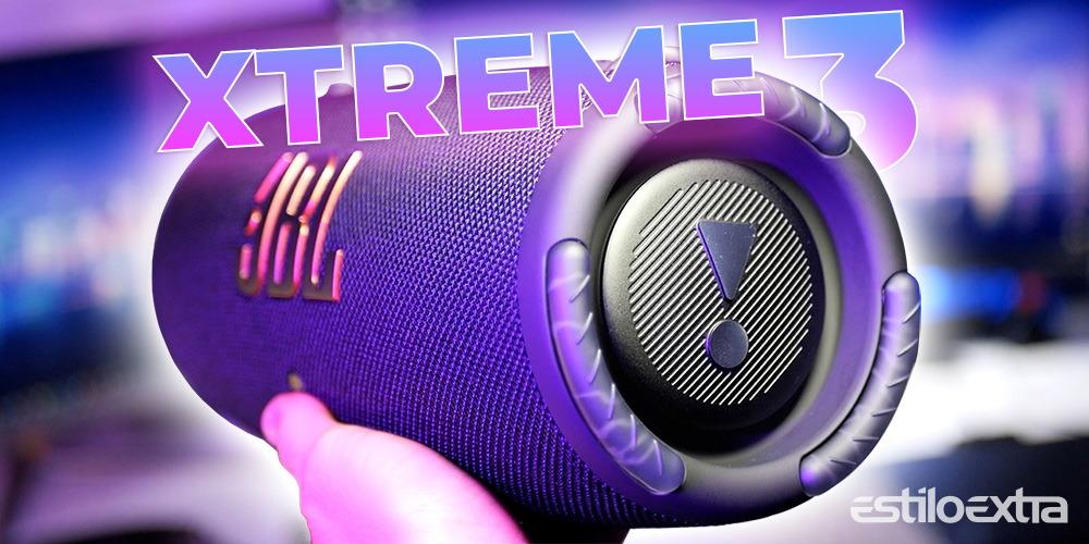 JBL Xtreme 3 Review completa Análisis y características