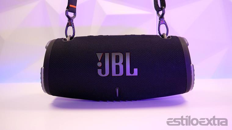 Probando el JBL Xtreme 3
