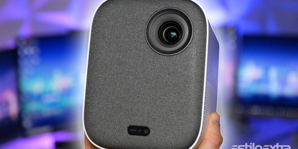 Proyector Xiaomi Mi Smart Compact Projector, caracteristicas y review completa