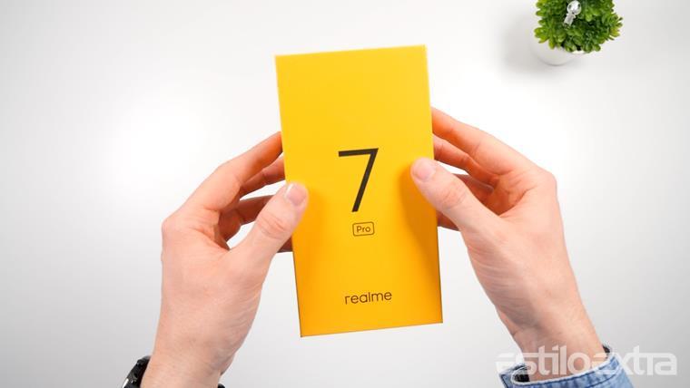 Unboxing Realme 7 Pro